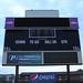 Football field other score board