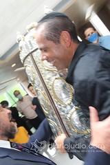 Inauguración Shaare Beraja y nuevo sefer Tora Fam Chayo (142)