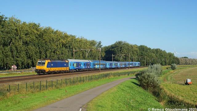 04/10/21 - NS 186 008 - Willemsdorp