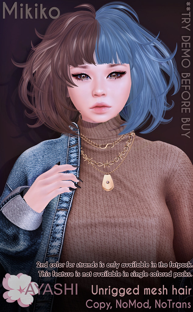 [^.^Ayashi^.^] Mikiko hair special for The Cosmopolitan