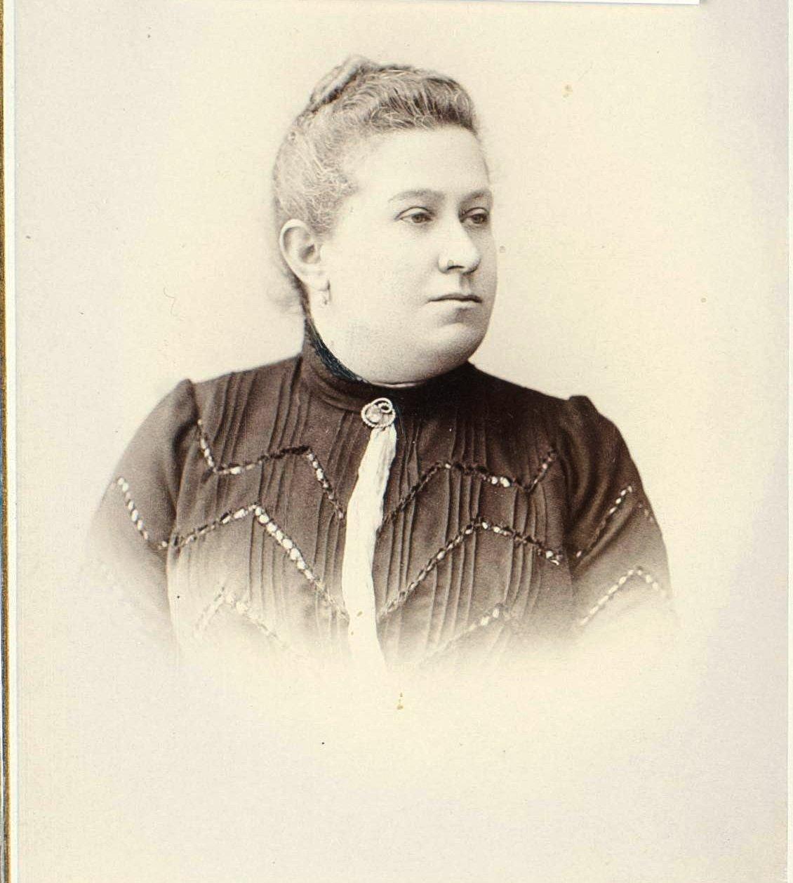 20. 1901. Сытина (жена) Евдокия Ивановна