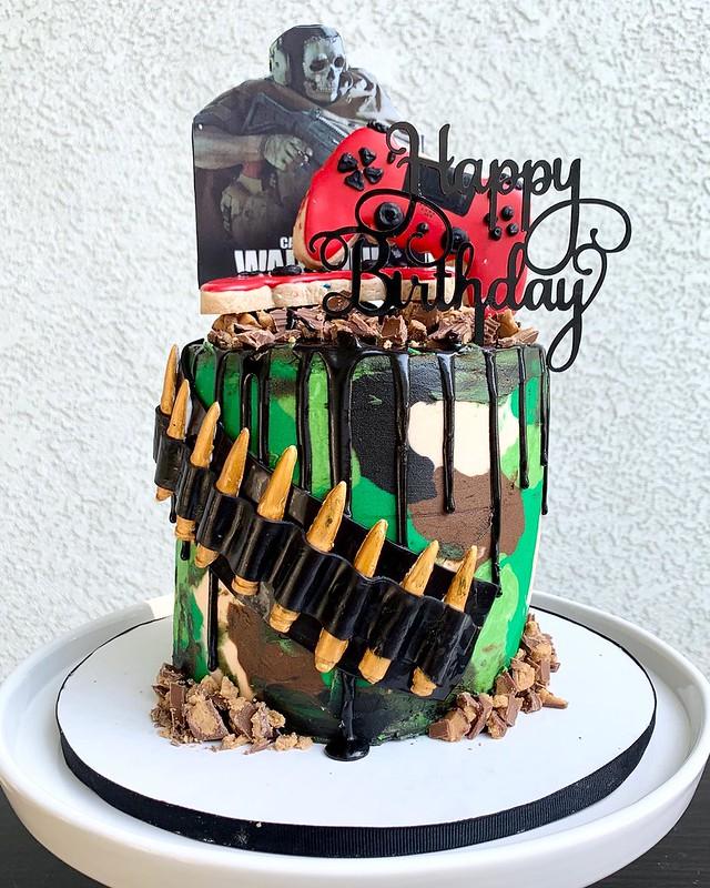 Cake by Sydnee's Sweet Treats