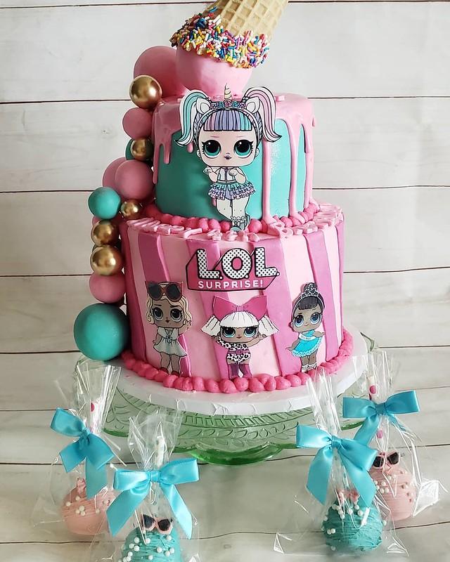 Cake by Sweet Emotion Bakery