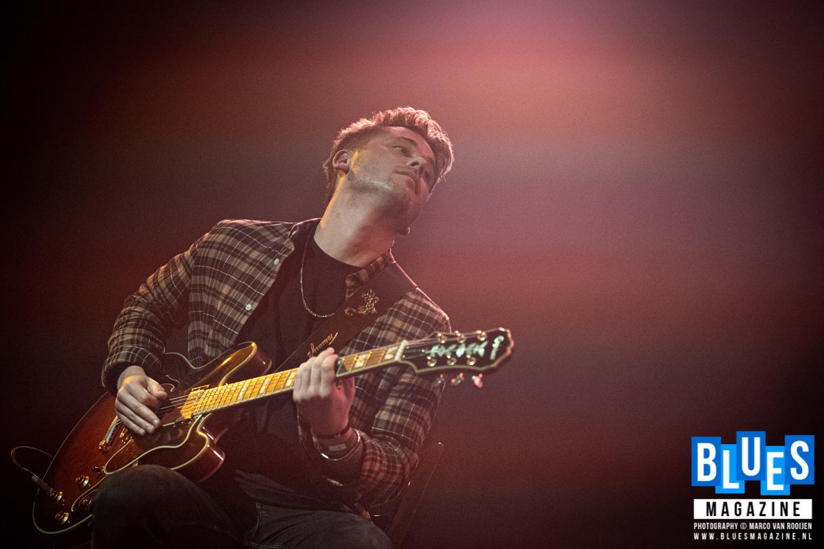 AJ Plug & Band @ Engel Blues Festival (1 October 2021 Groene Engel, Oss)