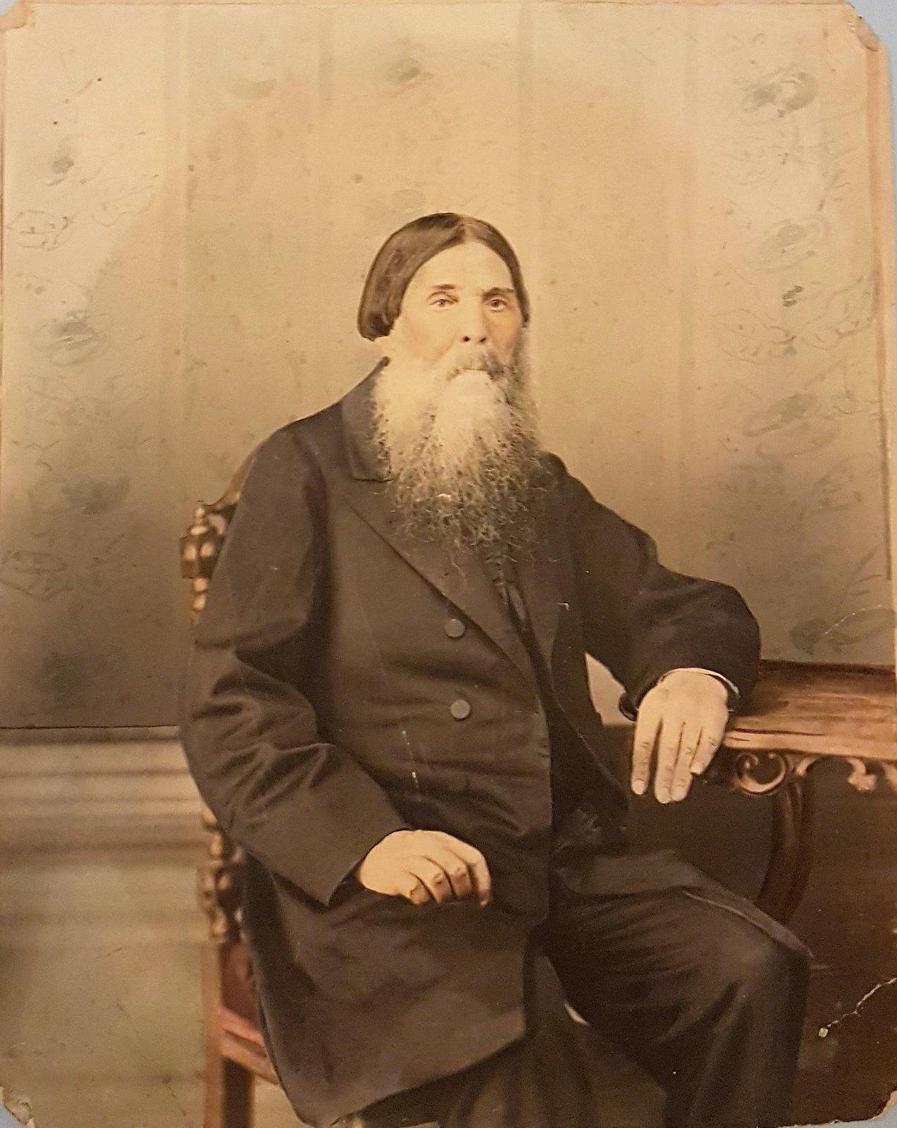 1870-е. Шарапов П.Н.