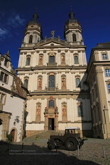 Schöntal, Schöntal abbey