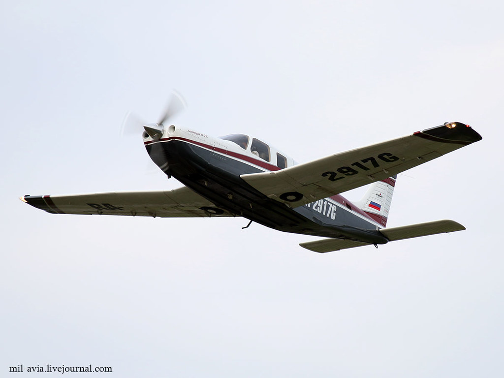 Piper Saratoga RA-2917G