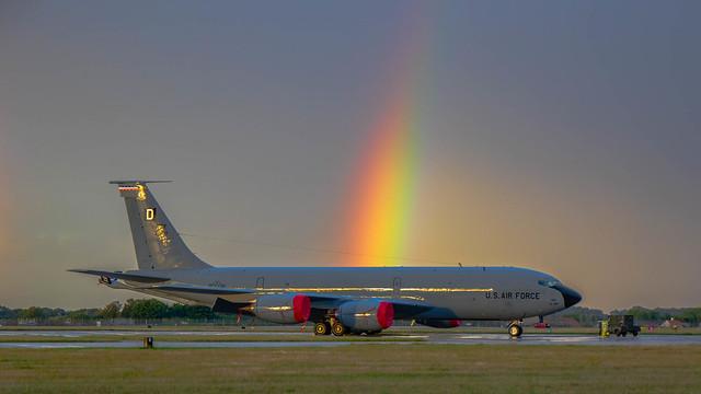 USAF KC-135R Stratotanker, 62-3540 (D)