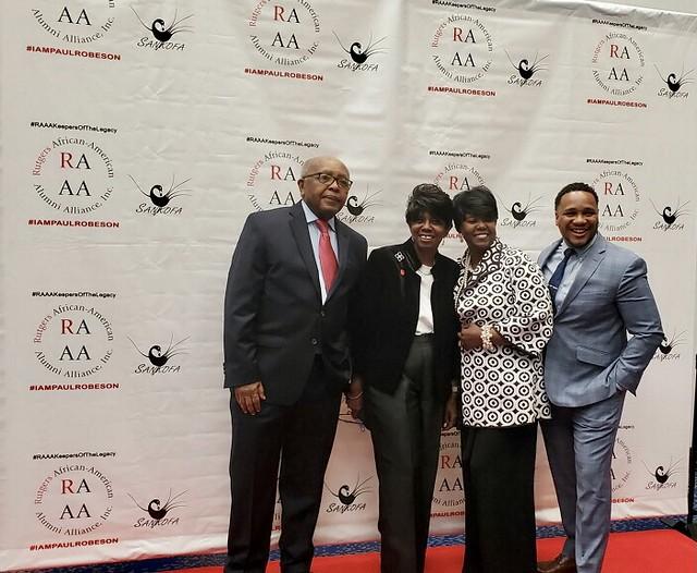 Dr. Gaba RAAA Hall of Fame induction