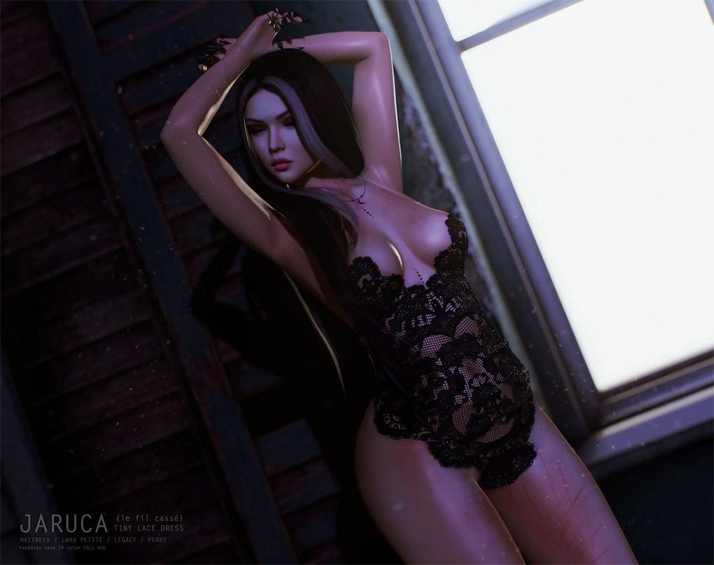 {le fil cassé} Jaruca Dress for Kinky!