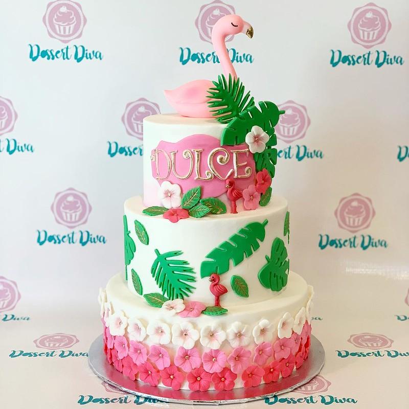 Cake by The Dessert Diva Myrna