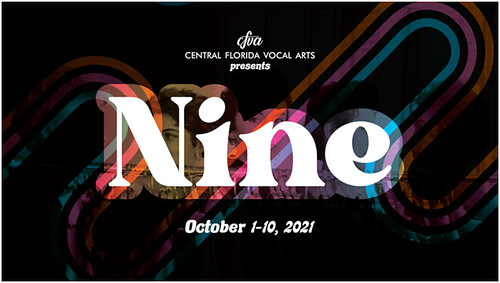 """""""Josh Recommends"""" NINE with Central Florida Vocal Arts"""