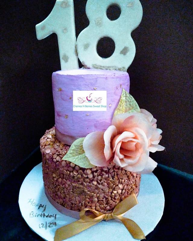 Cake by Cherries N Berries Sweet Shop