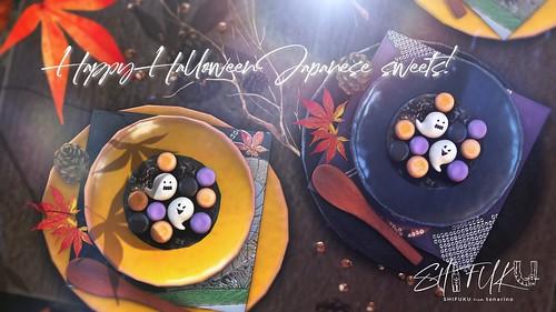 [SHIFUKU] Happy Halloween gift!
