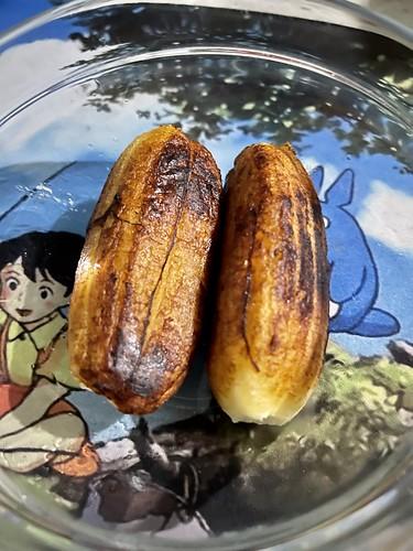 Banana-cue!