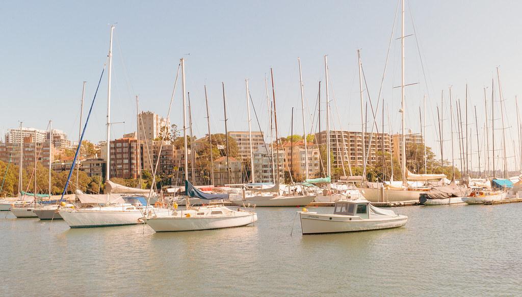 Rushcutters Bay - Sydney