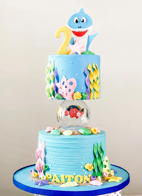 Cake from Blissful Delights by Ashley