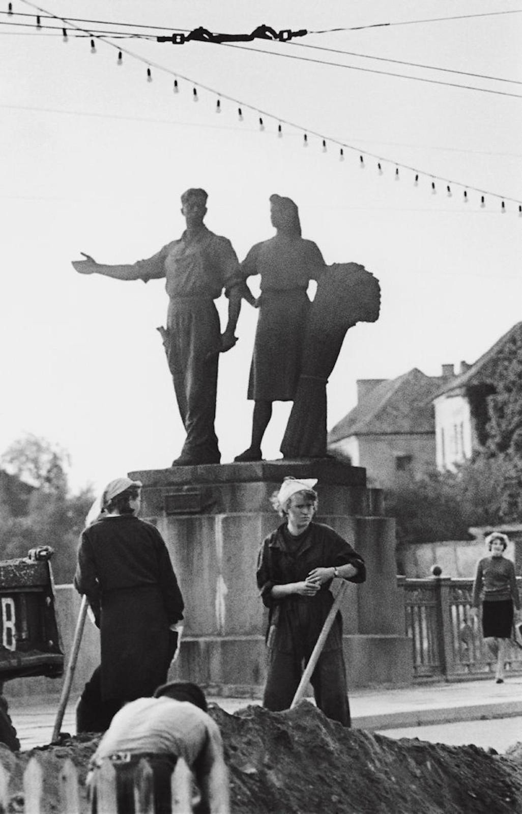 1965. Вильнюс. Зеленый мост