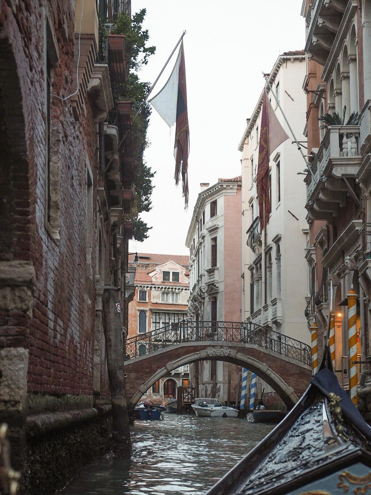Gondoli Venetsia