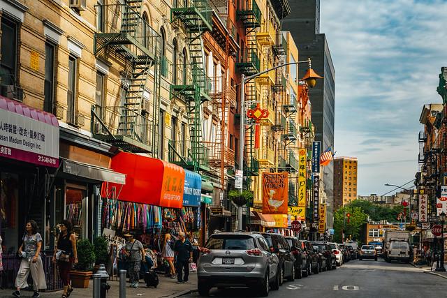 Mott Street, Chinatown