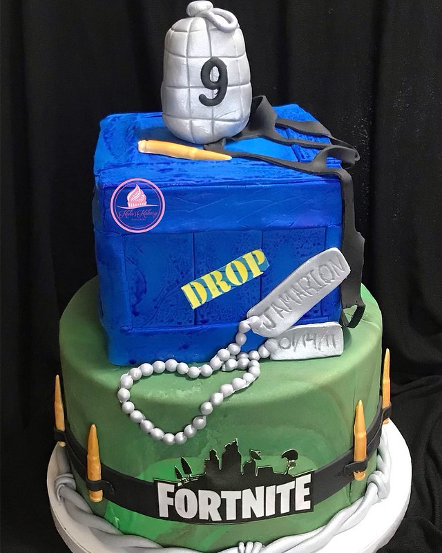 Cake by Keila's Kakery
