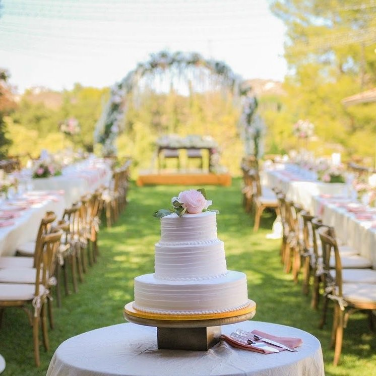 Cake by Sand Canyon Private Outdoor Event Space