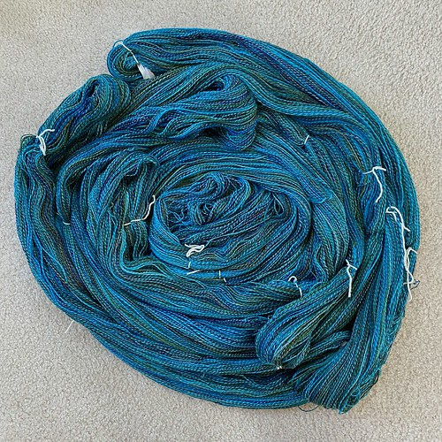 Teals combination spin