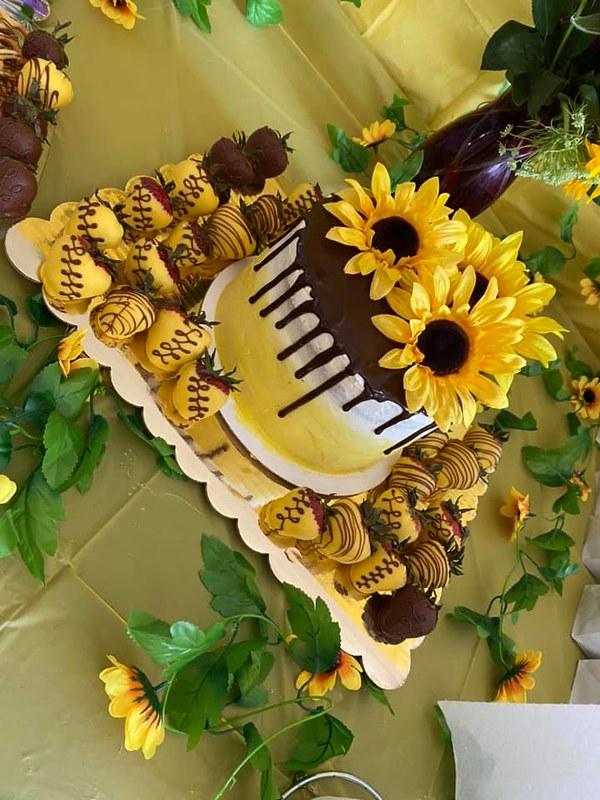 Cake by Maria's Sweet Treats