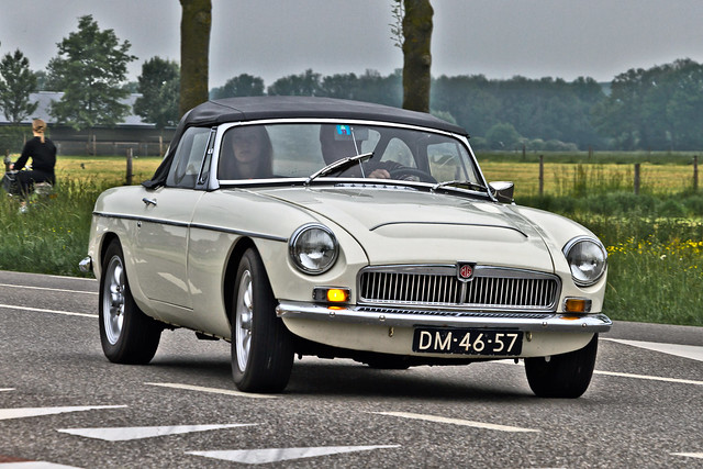 MG C Roadster 1969 (3238)