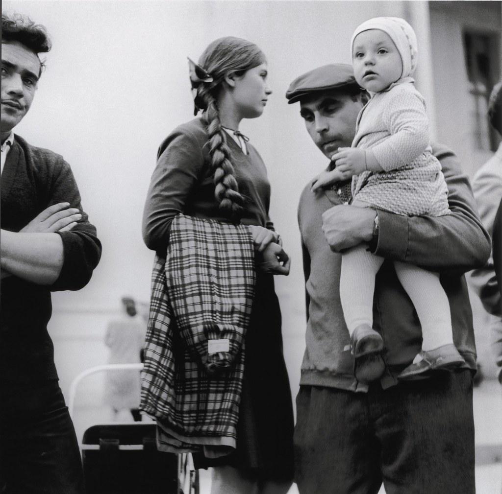 1964. Вильнюс. Соборная площадь