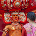 The Theyyam God and the Seeker of Favours