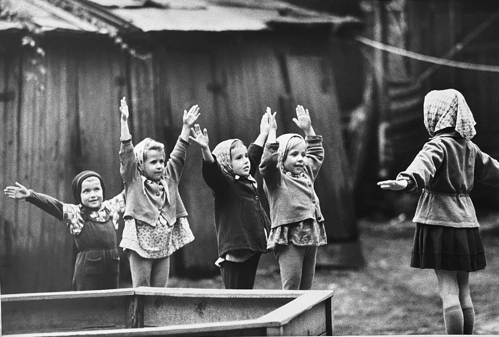 1963. Вильнюс. Гимнастика
