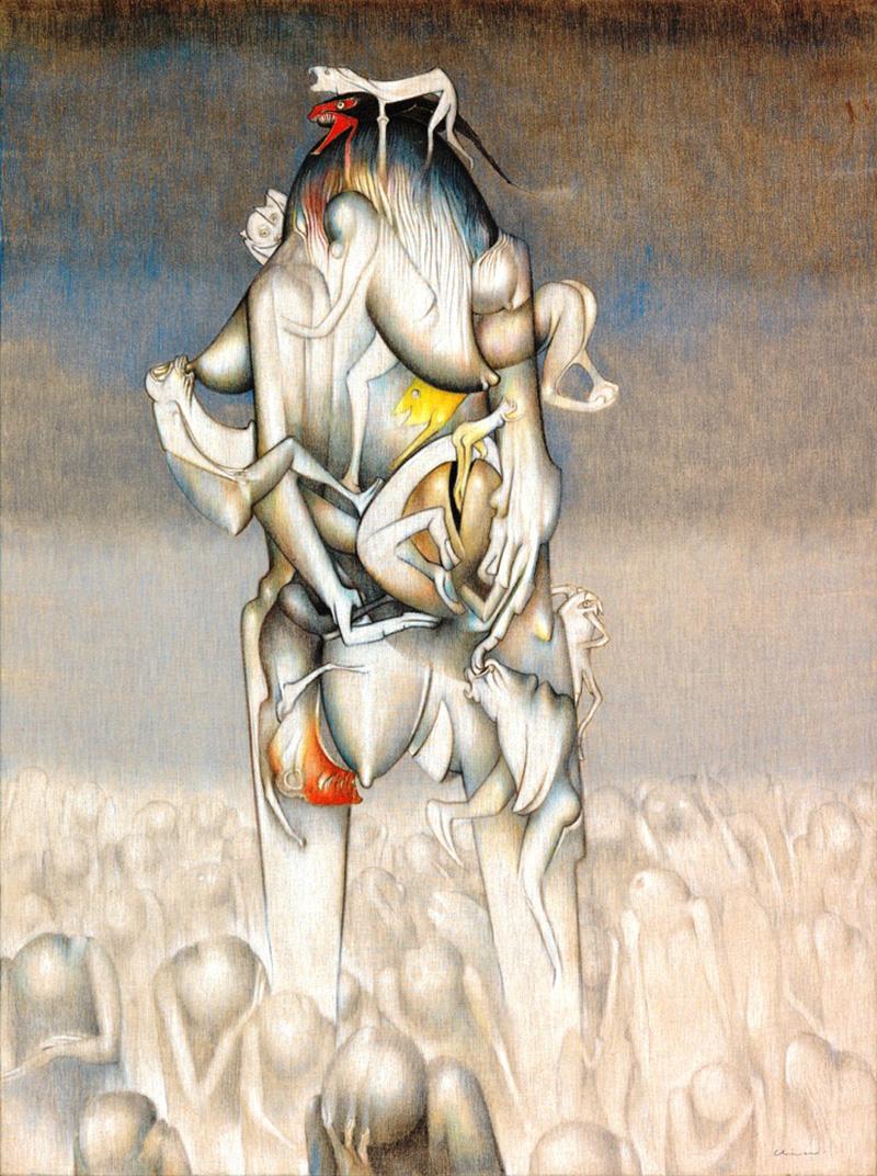 Gerardo Chavez Lopez - The Present Past, 1960-80