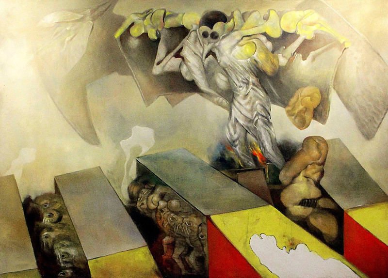 Gerardo Chavez Lopez - Rebel Bird, 1970