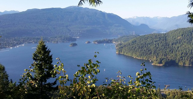 Burrard Inlet, and Indian Arm