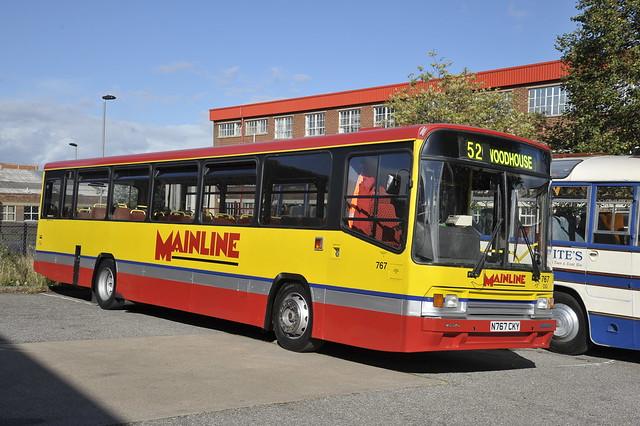N767CKY South Yorkshire Mainline 767