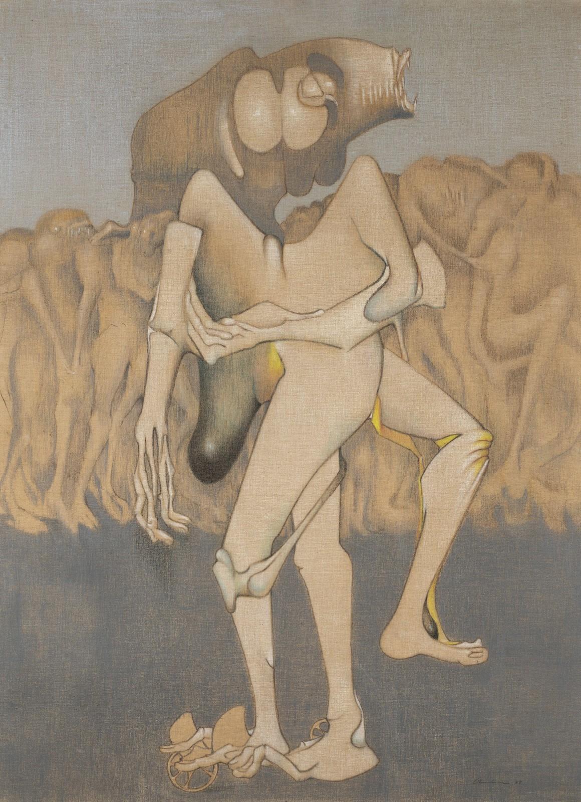 Gerardo Chavez Lopez - The Midnight Demon, 1975