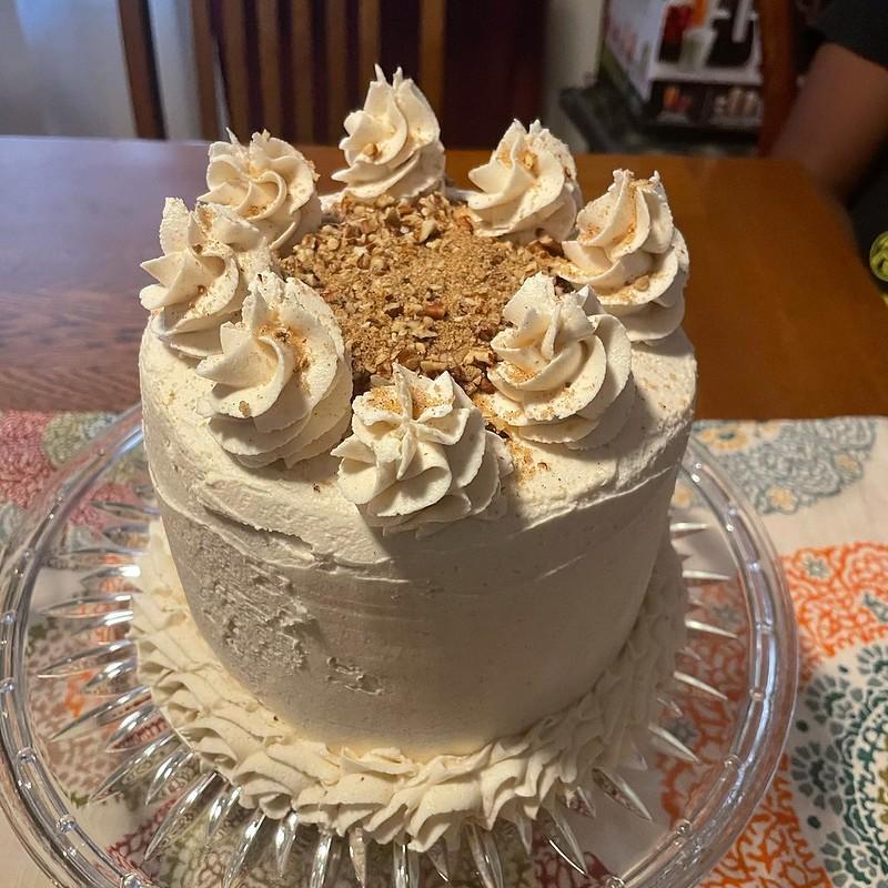 Cake by Karen's Cupcakes