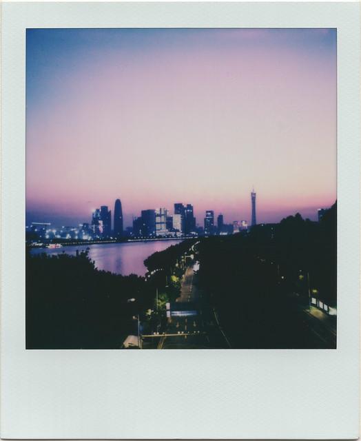 18:35, I need a distance to appreciate city