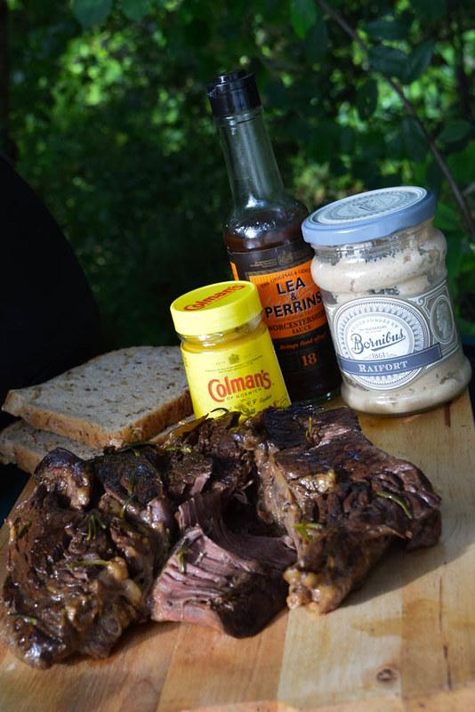 Boeuf à la sauce worcestershire (spécial sandwichs) 2