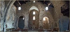 Iglesia de San Cipriano (Zamora, Castilla y León, España, 26-7-2021)