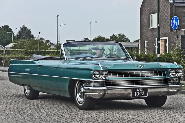 Cadillac DeVille Convertible 1964 (6281)