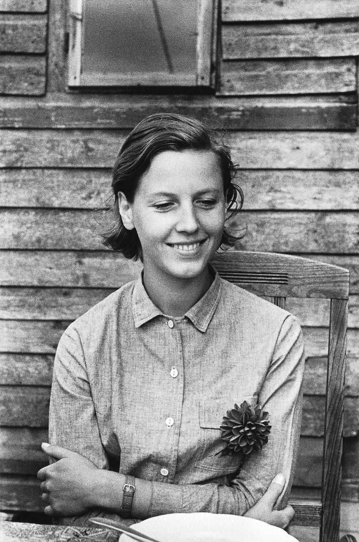 1964. Мэри. Клуонишкес