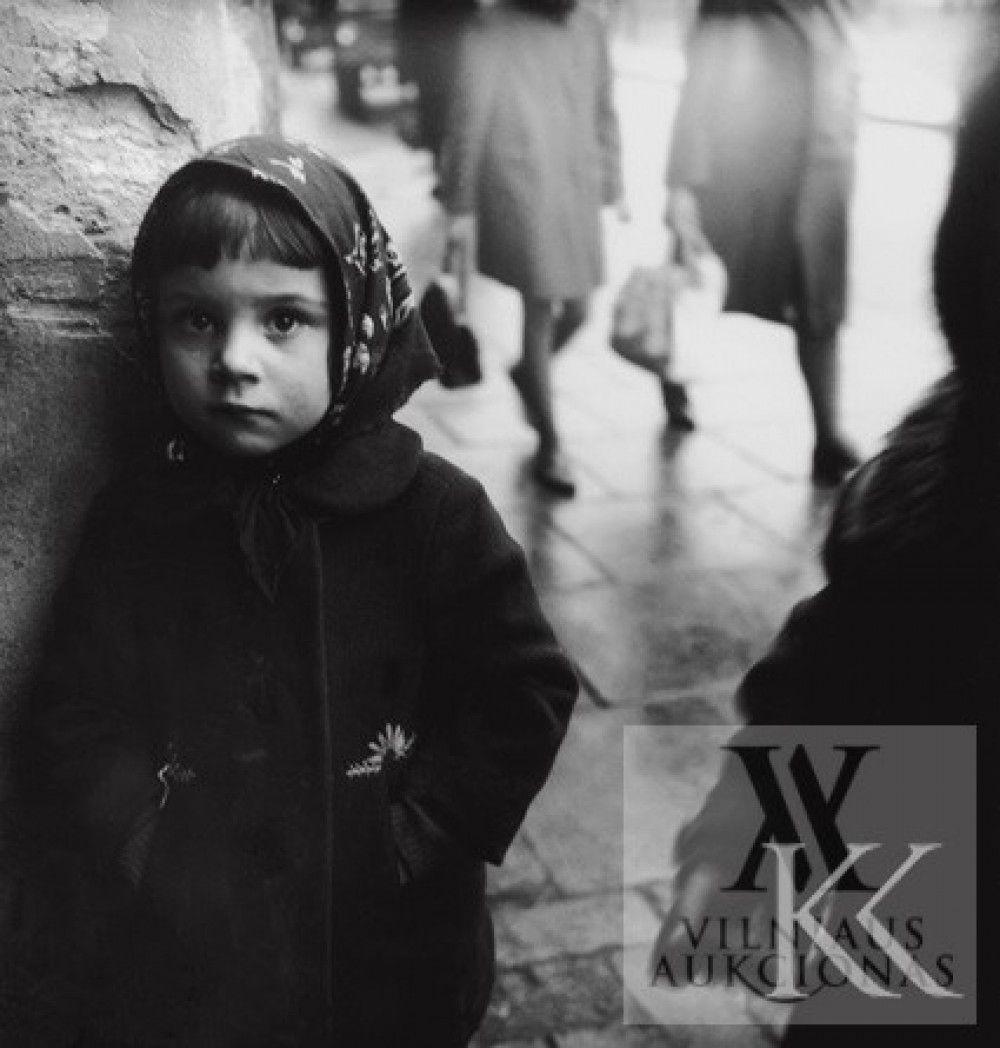 1963. Вильнюс. Слезы
