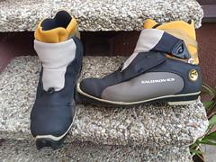 Boty na běžky - titulní fotka