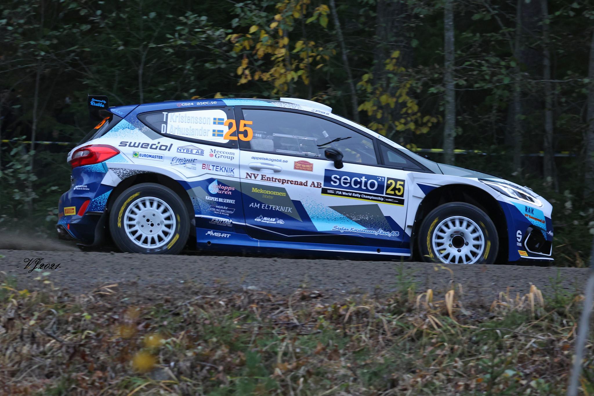 Tom Kristensson, Ford Fiesta R5