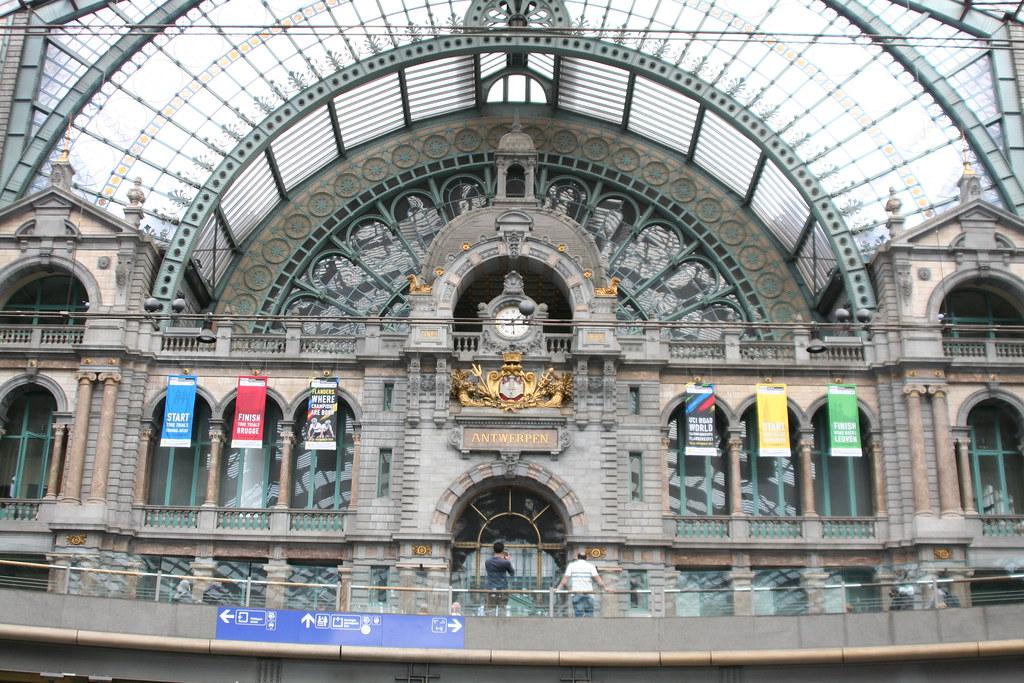 Estación de Amberes