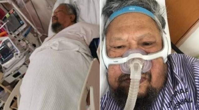 Bob Lokman Mohon Doa Orang Ramai, Kini Dirawat Di Ccu Hospital