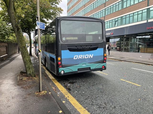 Orion Volvo B7