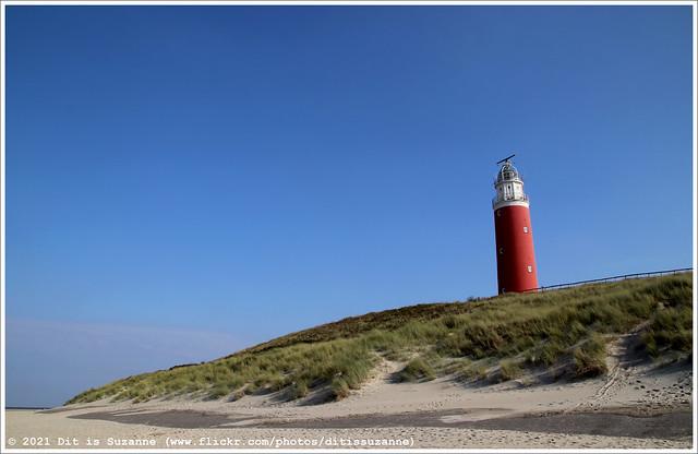 Vuurtoren Eierland   Eierland Lighthouse   Маяк Эйерланда